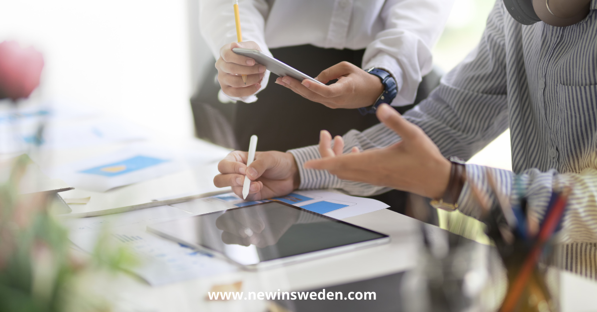 Starting a business in Sweden - New in Sweden